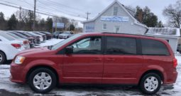 2013 Dodge Grand Caravan Automatic 3.6L 6-Cyl Gasoline