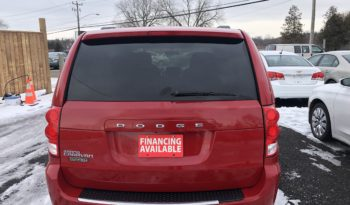 2013 Dodge Grand Caravan Automatic 3.6L 6-Cyl Gasoline full