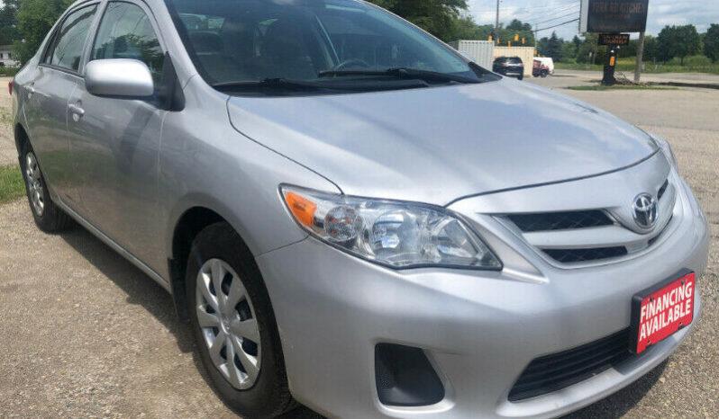 2011 Toyota full