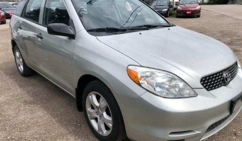 2003 Toyota Matrix/Certified/Clean Car-proof/Run Strong full