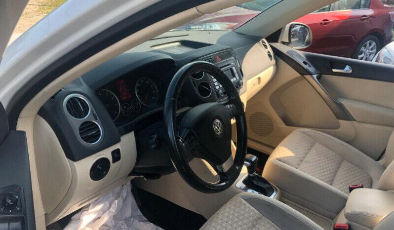 2009 volkswagen Tiguan/Certified full