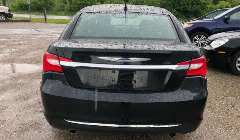 2012 Chrysler 200/Certified/Clean Car-proof/Alloy rims full