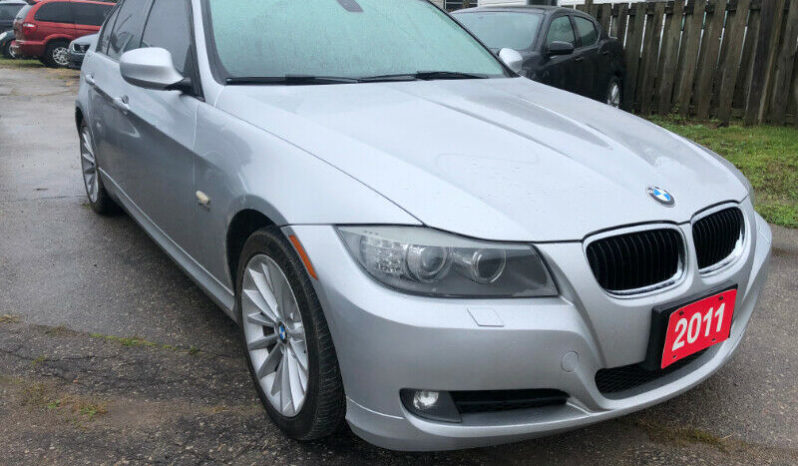 2011 BMW/Certified/AWD/Sunroof/Electric Heated Seats/Loaded full