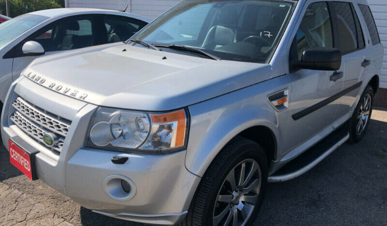 2008 Land Rover/Navigation/Certified/Clean Carproof/We Approve All full