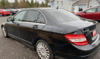 2009 Mercedes Benz C 230/Certified/Fully loaded/We Approve All Credit full
