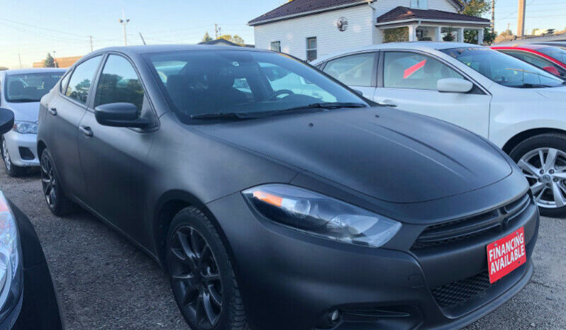 2013 Dodge Dart/Certified/Clean Car-proof/DVD/Alloy rims/Loaded full