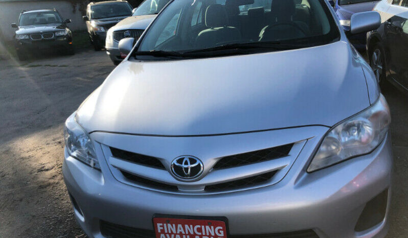 2011 Toyota Corolla/Certified/Clean Car-proof/We Approve All Credit full