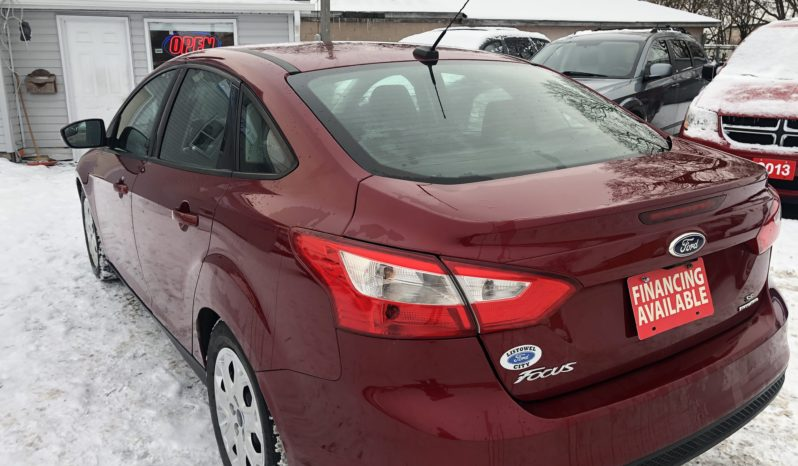 2014 Ford Focus/Certified/We Approve All credit full