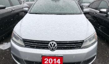 2014 Volkswagen Jetta Sedan 1.8 TSI Auto Comfortline full