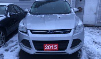 2015 Ford Escape FWD 4dr SE Automatic 1.6L 4-Cyl Gasoline full