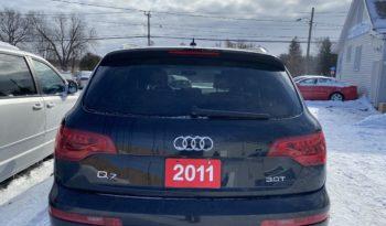 2011 Audi Q7 Quattro 4dr 3.0L SuperCharge Sport Fully Loaded full