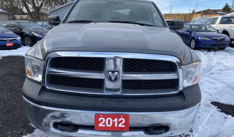 2012 Ram 1500 4WD Quad Cab 140.5″ ST Automatic full