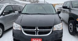2013 Dodge Grand Caravan 4dr Wgn SXT Automatic 3.6L 6-Cyl Flex Fuel