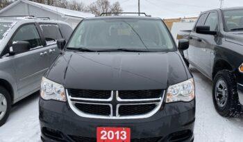 2013 Dodge Grand Caravan 4dr Wgn SXT Automatic 3.6L 6-Cyl Flex Fuel full