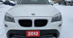 2012 BMW X1 AWD 4dr 28i Automatic 2L 4-Cyl Gasoline