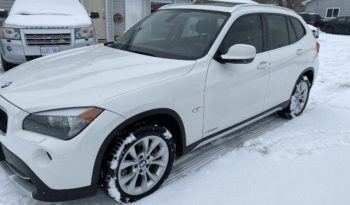 2012 BMW X1 AWD 4dr 28i Automatic 2L 4-Cyl Gasoline full