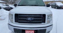 2009 FORD F-150 4WD SUPERCAB 145 ST