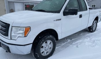 2009 FORD F-150 4WD SUPERCAB 145 ST full