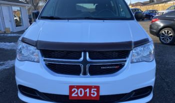 2015 Dodge Grand Caravan 4dr Wgn SXT full
