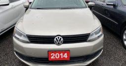 2014 Volkswagen Jetta Sedan 4dr 2.0L Auto Trendline+ Automatic 2L 4-Cyl Gasoline
