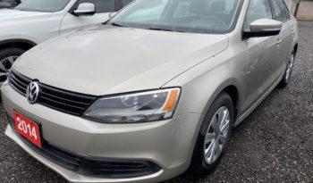 2014 Volkswagen Jetta Sedan 4dr 2.0L Auto Trendline+ Automatic 2L 4-Cyl Gasoline full