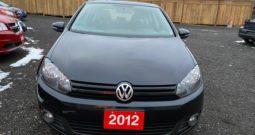 2012 Volkswagen Golf 5dr HB Auto Comfortline