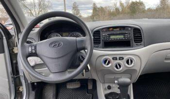 2010 Hyundai Accent 4dr Sdn Auto GLS Automatic 1.6L 4-Cyl Gasoline full