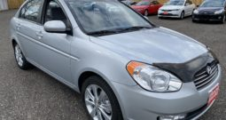 2010 Hyundai Accent 4dr Sdn Auto GLS Automatic 1.6L 4-Cyl Gasoline